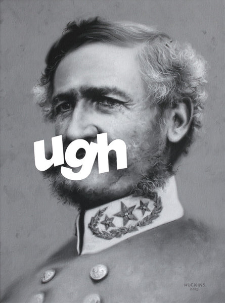 Shawn Huckins Artwork 'General Henry H Sibley: UGH' | Available at fosterwhite.com