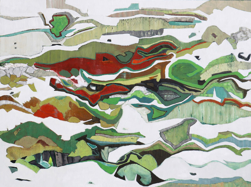Chase Langford Artwork 'Willapa Valley' | Available at fosterwhite.com