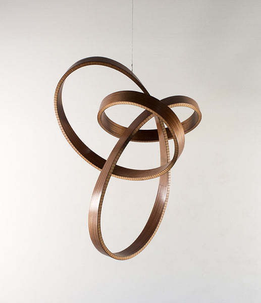 Paul Vexler Artwork 'Figure Eight' | Available at fosterwhite.com