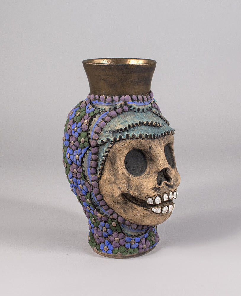 George Rodriguez Artwork 'Calavera del Agua' | Available at fosterwhite.com