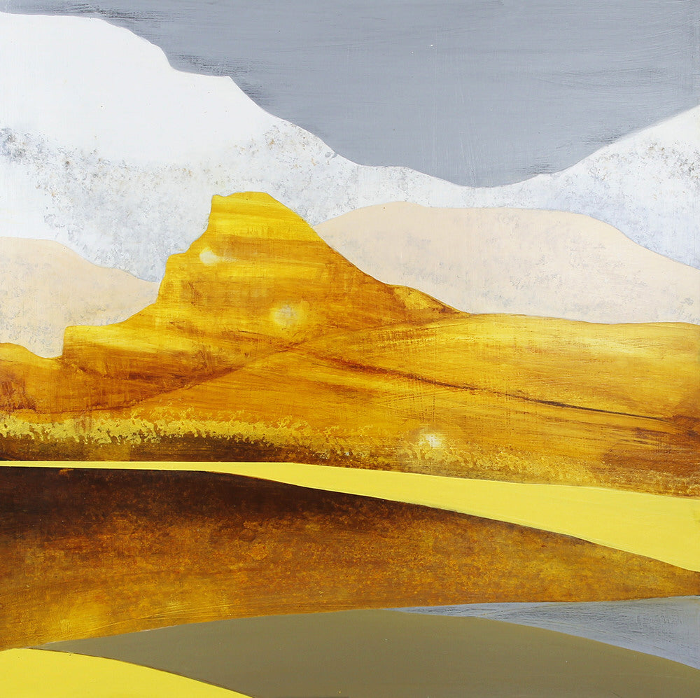 Sarah Winkler Artwork 'Light Bounce Canyon Walls' | Available at fosterwhite.com