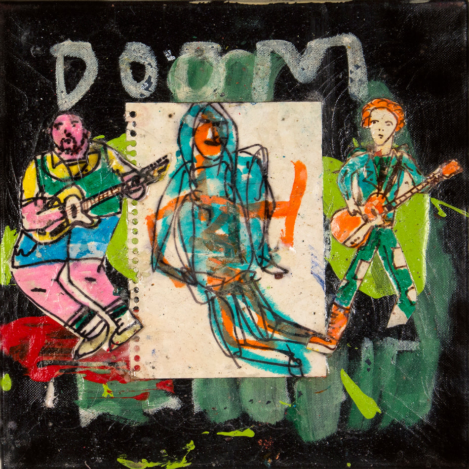 Doom D. Boon and Billi Joe Armstrong