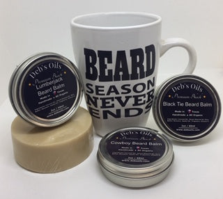 Beard Balm (Indicate fragrance in notes at checkout)