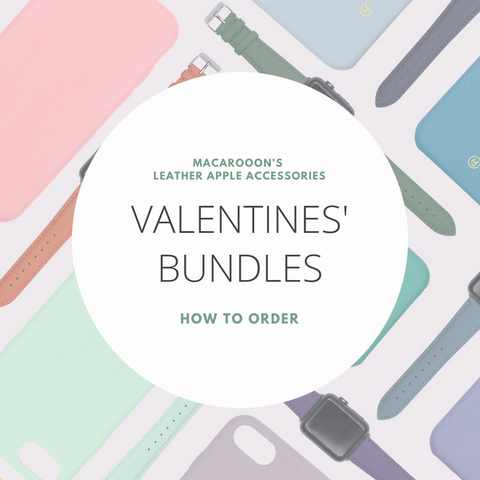 Valentine's Day 15% off Bundles, extra 5% off with code