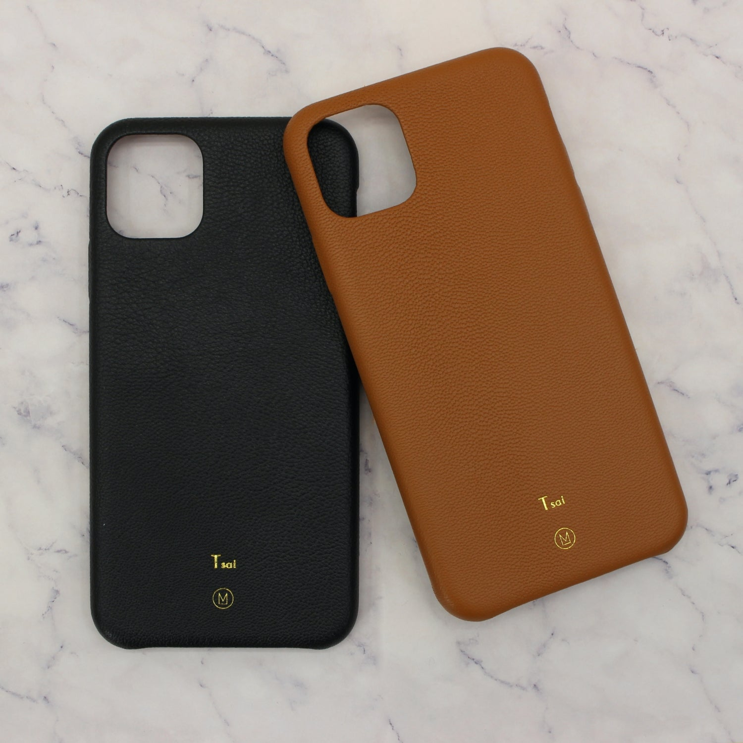 Get 2 Leather iPhone Cases at 15% off, so you can express yourself in different colors or match your iPhone with different outfits.
