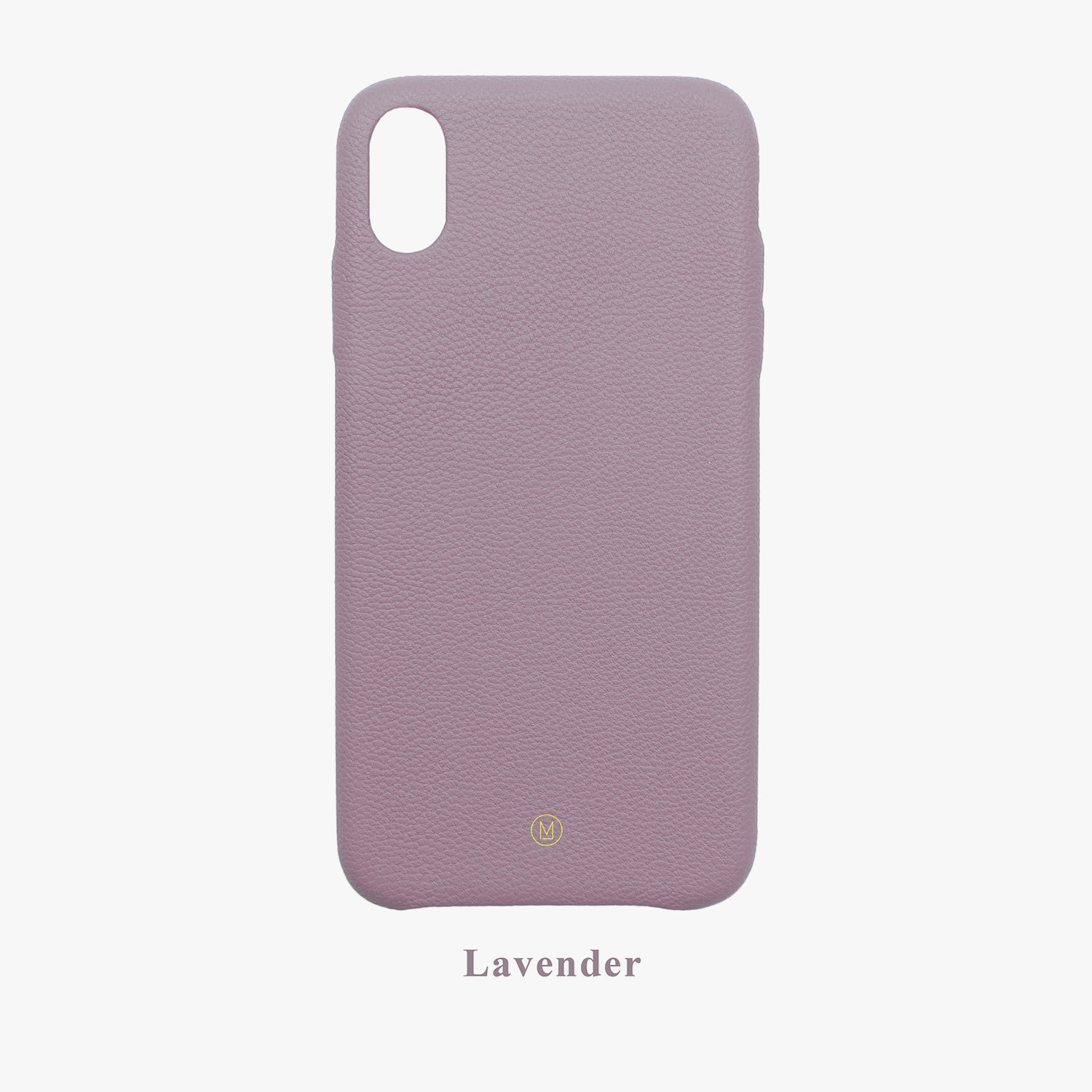 iPhone Xs Max Leather Case