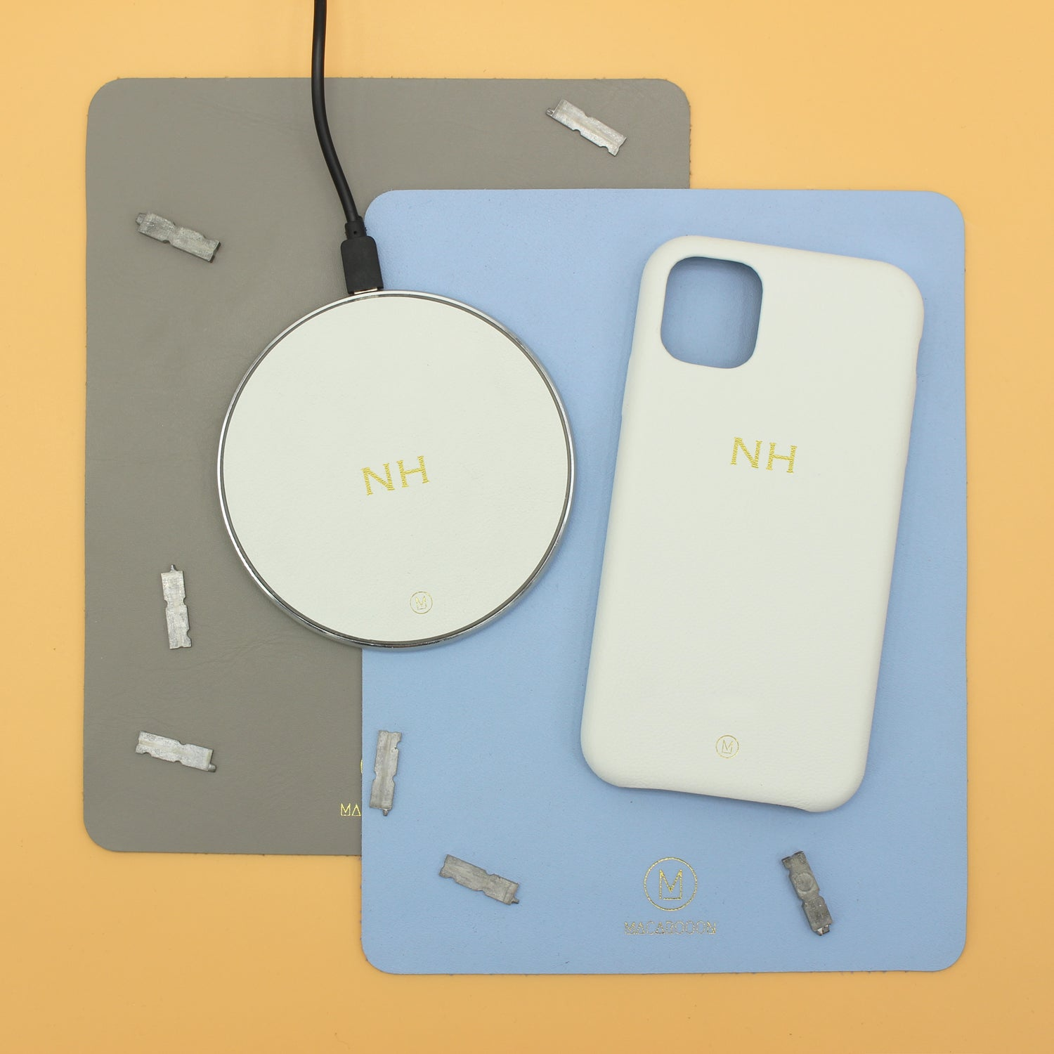 Bundle - iPhone Case + Wireless Charging Pad