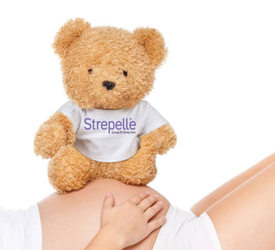 Baby London: A new launch to help tackle group B Strep.