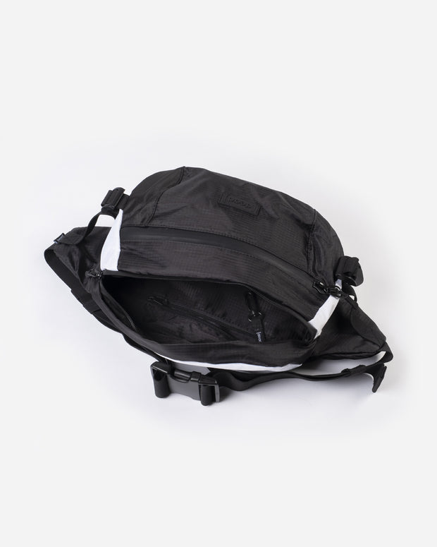 Dead Utility Bag Black / White