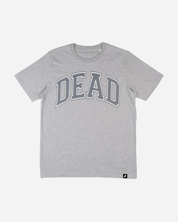 COLLEGE T-SHIRT GREY / GREY