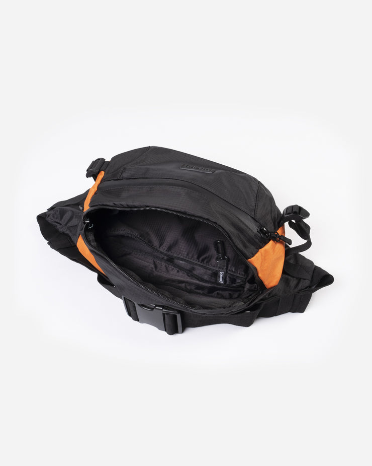 Dead Utility Bag Black / Orange