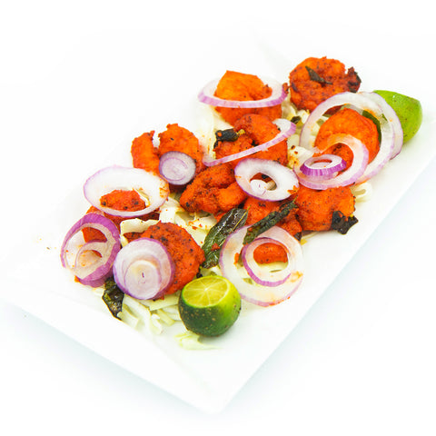 Shrimp Tandoori