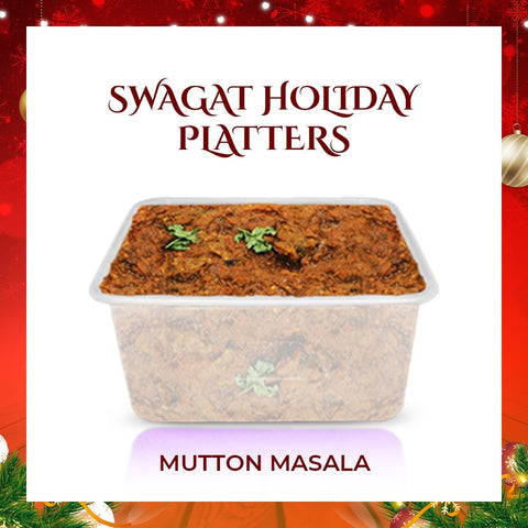 Mutton Masala - Holiday Platter Size