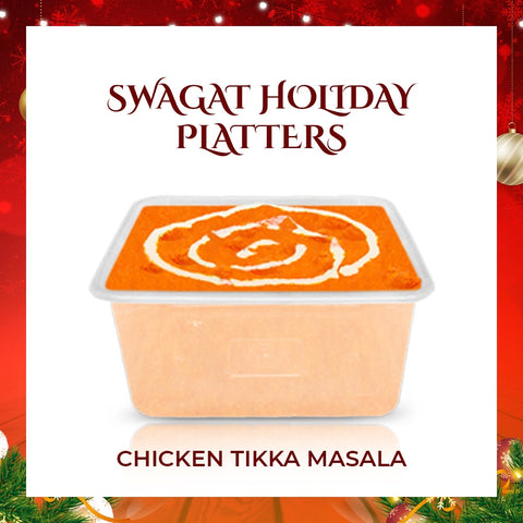 Chicken Tikka Masala - Holiday Platter Size