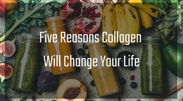 Five Reasons Collagen will Change Your Life
