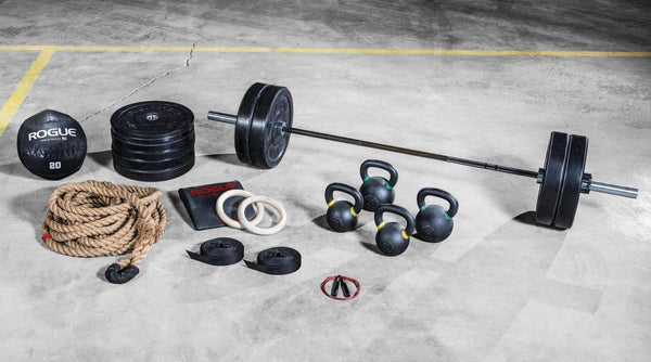 Rogue Fitness Home Gym Giveaway! ($1500 Value)