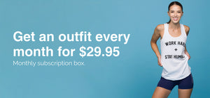 Gen an outfit every month for $29.95