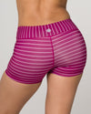 IAB No-Ride Shorts Lined Berry