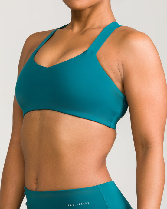 London Sports Bra Elm