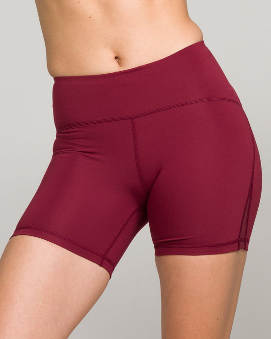 IAB Conform 7-inch Shorts Windsor Wine