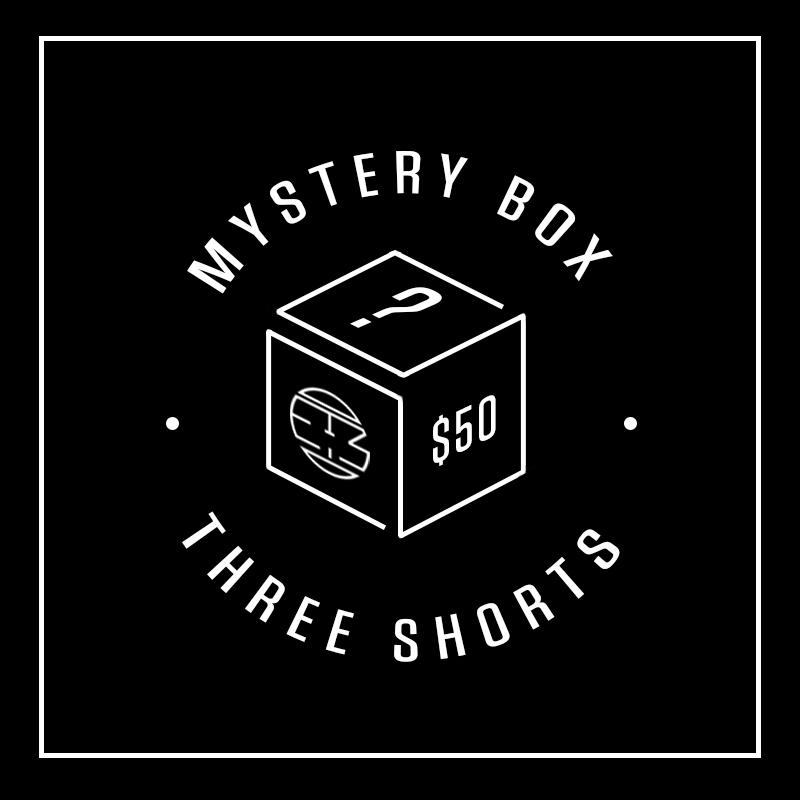 MYSTERY BOX | IAB (3 Bottoms for $50)