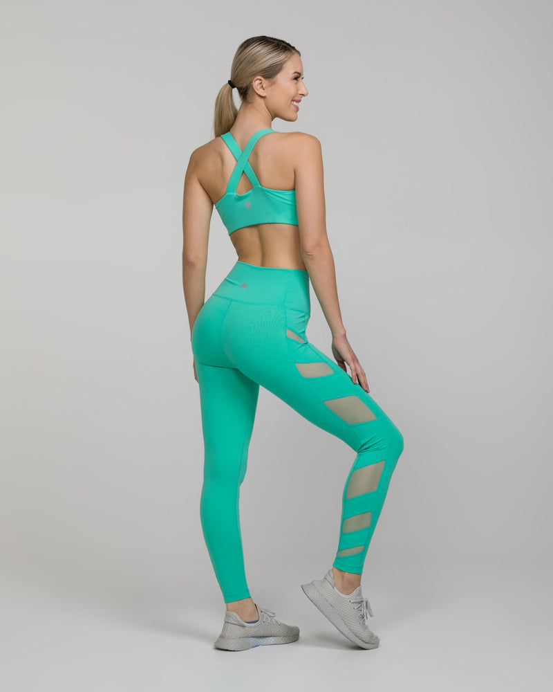 ELEVATE High-Waisted Legging Tiffany