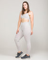 BANDE High-Waisted Legging Dove Grey