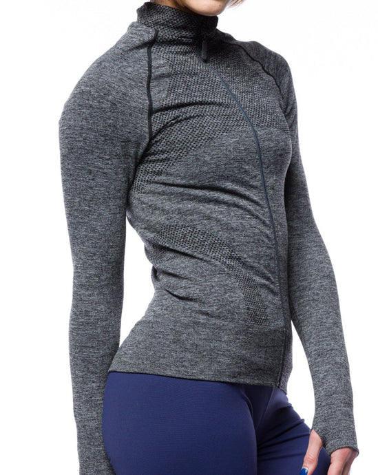 Carbon Seamless Jacket