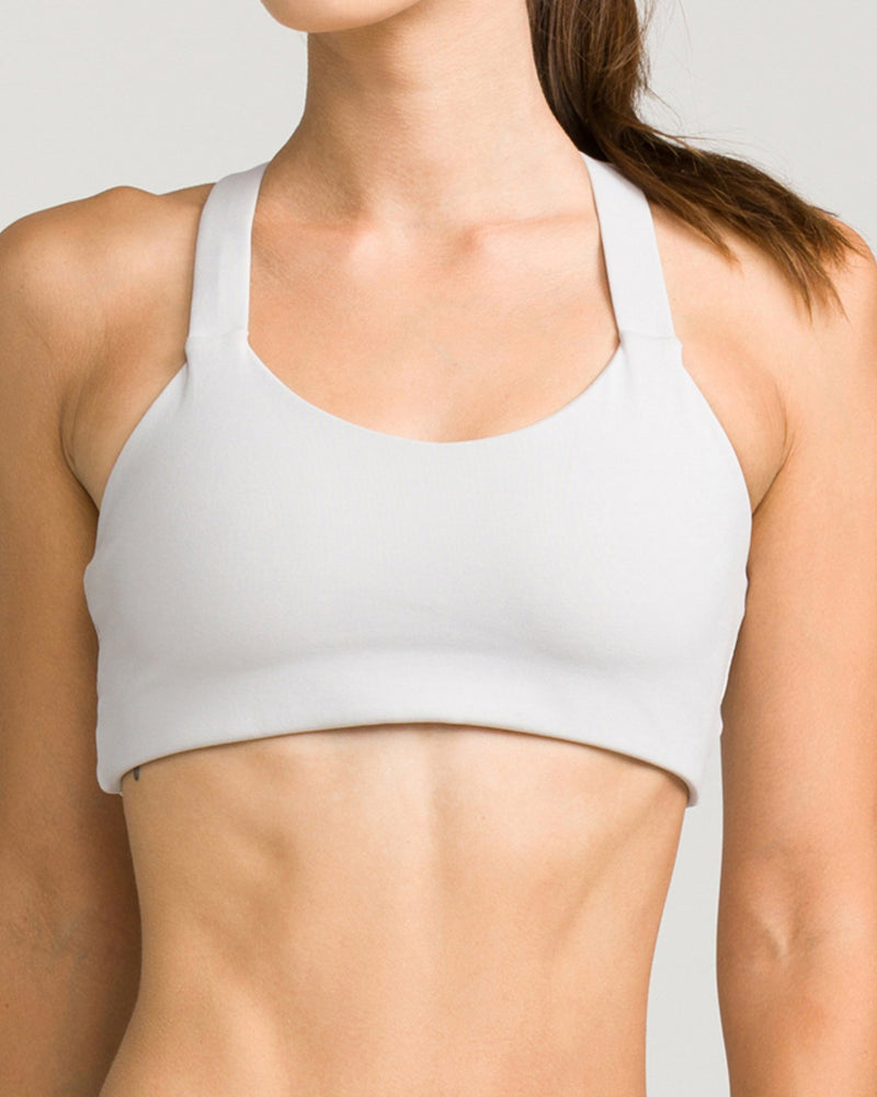 London Sports Bra Dove Grey