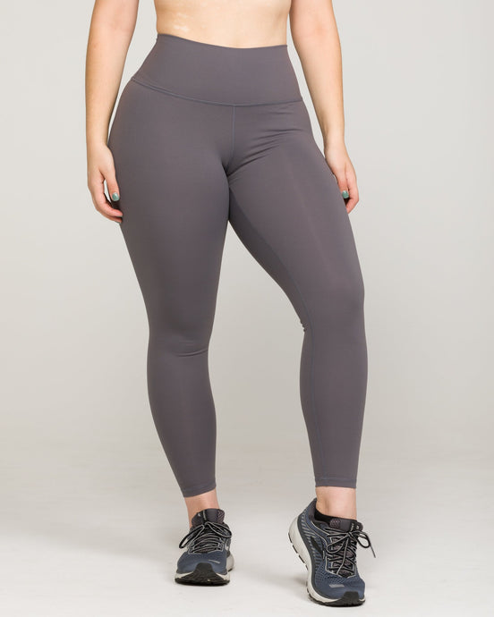 IAB Flex High-Waisted Full Length Legging Sharkskin