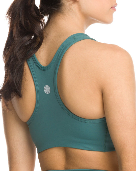 IAB Flex Sports Bra Mallard Green