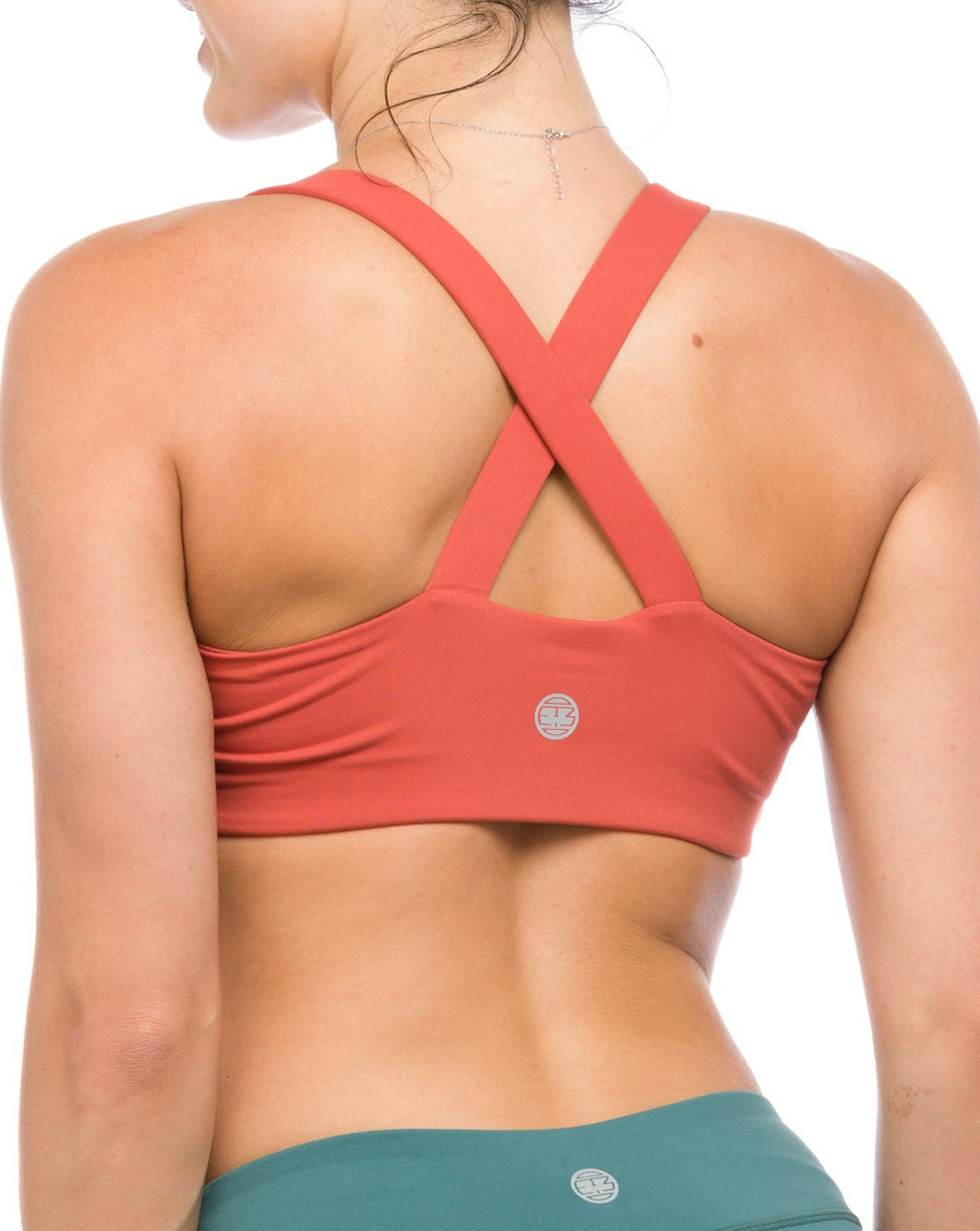London Sports Bra Earth