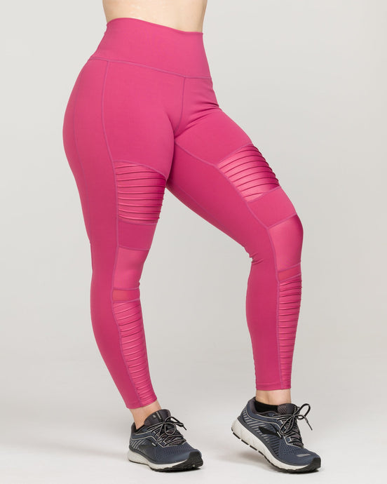 SOHO MOTO High-Waisted Legging Malaga