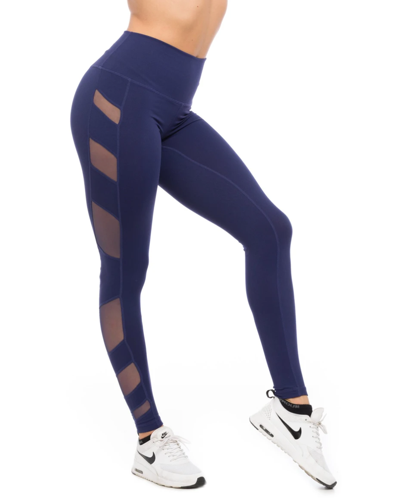 ELEVATE High-Waisted Legging Midnight