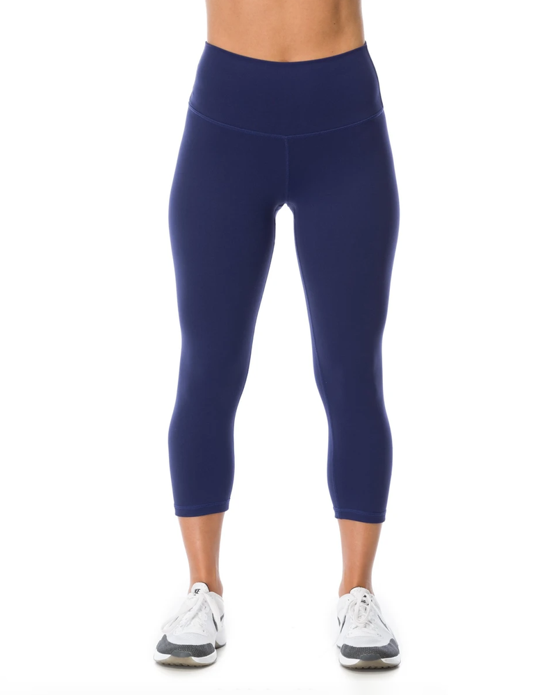 IAB Flex High Waisted CAPRI Midnight