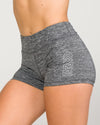IAB Booty Shorts Heather Charcoal