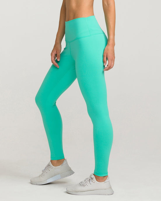IAB Flex High-Waisted Full Length Legging Tiffany