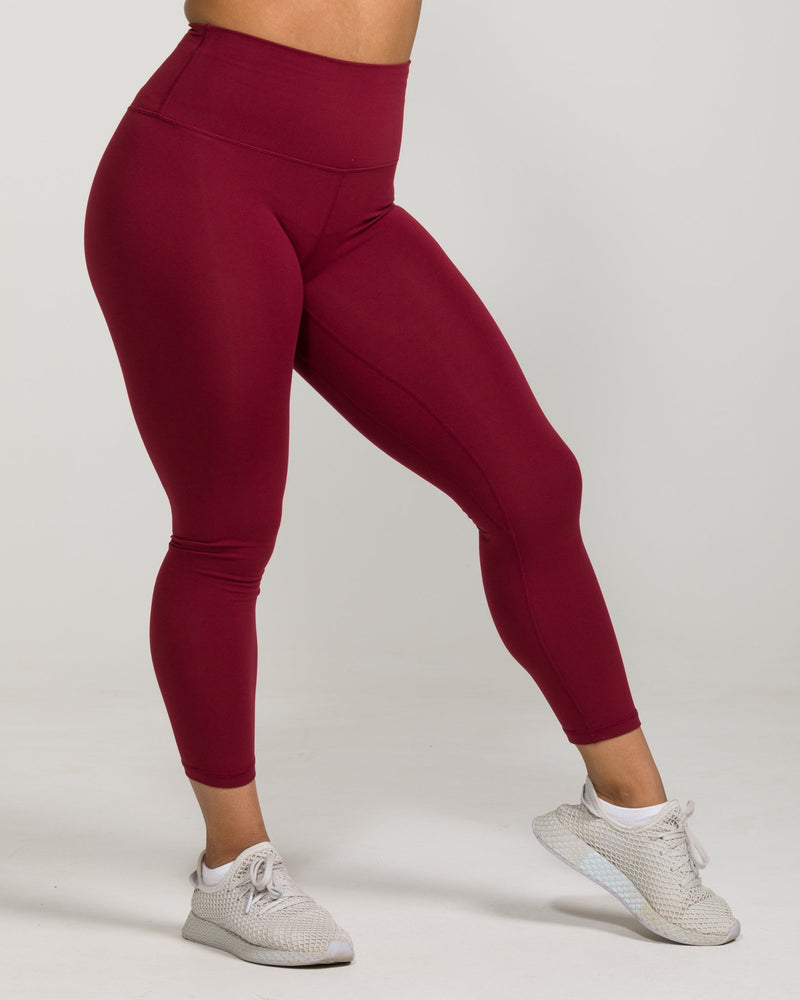 Contour Legging Windsor Wine