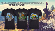 "Lade das Bild in den Galerie-Viewer, T-Shirt ""biegen"""