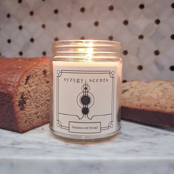 Banana Nut Bread Candle