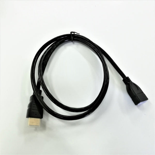 Raz Tech HDMI Male to Female Extension Cable - 1 Meter