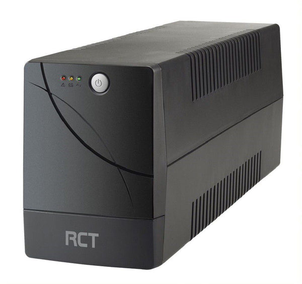 RCT 2000VA Line Interactive UPS WITH OR WITHOUT POWER CORD