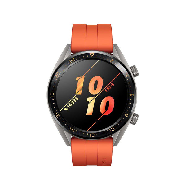 HUAWEI SMART WATCH GT ACTIVE - ORANGE
