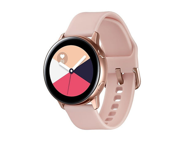 SAMSUNG GALAXY WATCH ACTIVE ROSE - GOLD