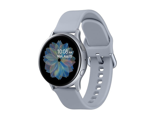 SAMSUNG GALAXY WATCH ACTIVE2 SILVER ALUM