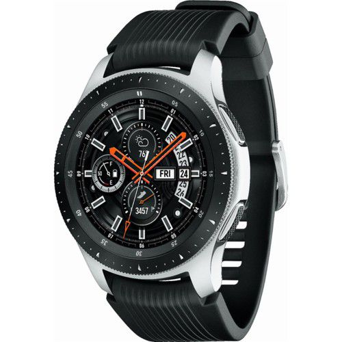 SAMSUNG GALAXY WATCH - SILVER