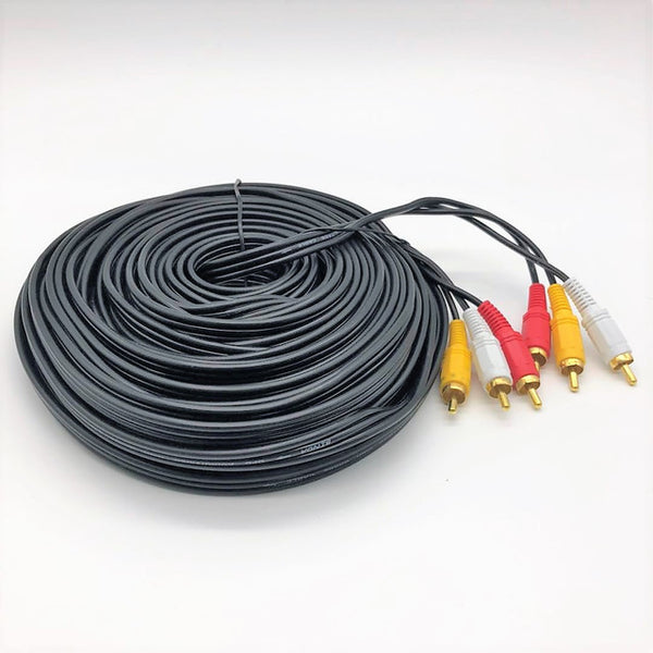 RCA to RCA Cable - 20 Meter