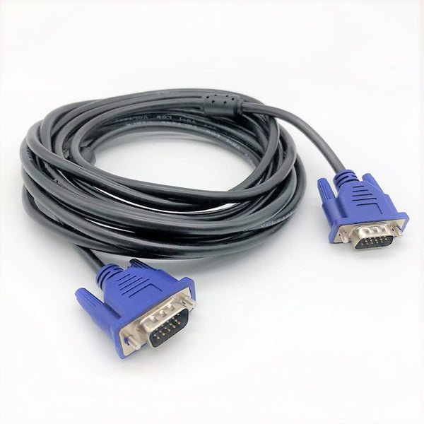 VGA Cable - Male to Male - 5m