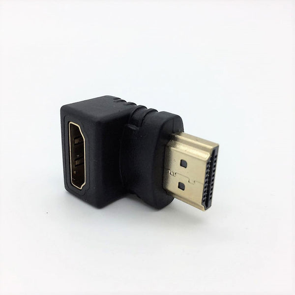 Raz Tech 90-degree HDMI L-Shaped Adapter