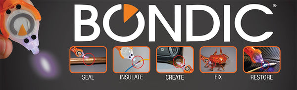 Bondic - World's First Liquid Plastic Welder